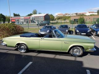 CHRYSLER WINDSOR CABRIOLET